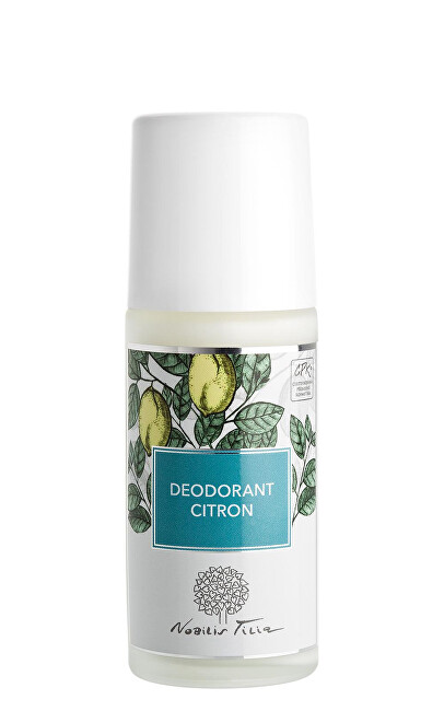Nobilis Tilia deodorant roll-on Citron 50 ml