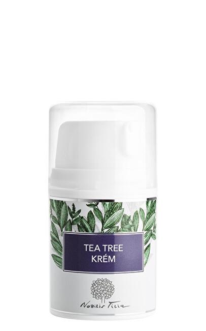 Nobilis Tilia Tea tree krém 50 ml