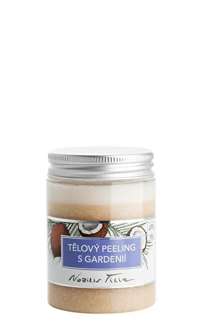 Nobilis Tilia Tělový peeling s gardenií 100 ml