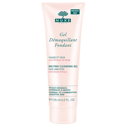 Nuxe Čisticí pleťový gel (Melting Cleansing Gel) 125 ml