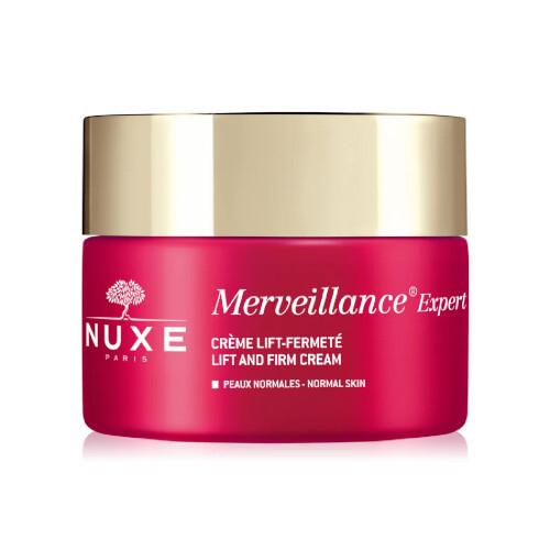 Nuxe Denní liftingový a zpevňující krém pro normální pleť Merveillance Expert (Lift and Firm Cream) 50 ml
