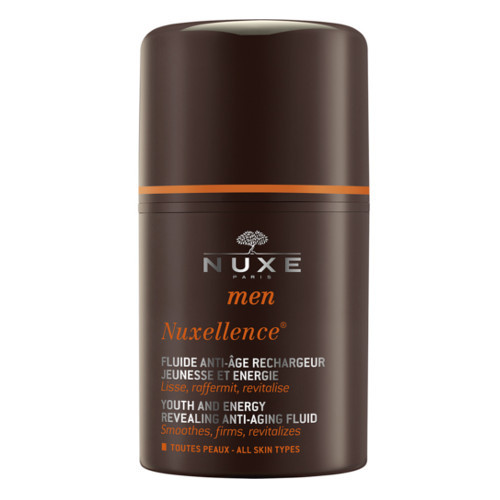 Nuxe Energizující fluid proti stárnutí pleti Men (Youth And Energy Revealing Anti-Aging Fluid) 50 ml