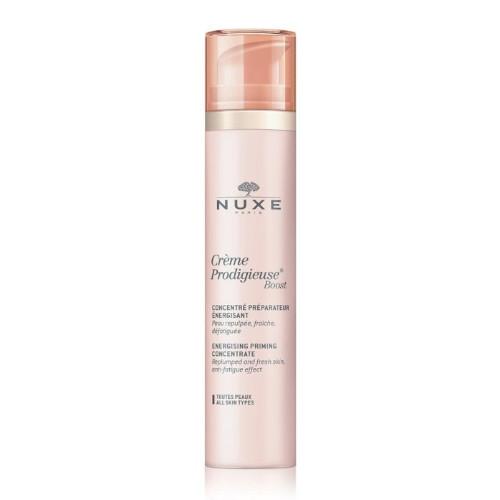 Nuxe Energizující pleťové sérum Creme Prodigieuse Boost (Energising Priming Concentrate) 100 ml