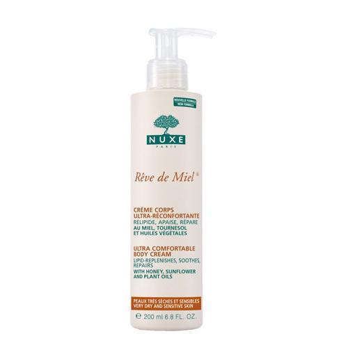 Nuxe Intenzivně vyživující tělový krém Reve de Miel (Ultra Comfortable Body Cream) 400 ml