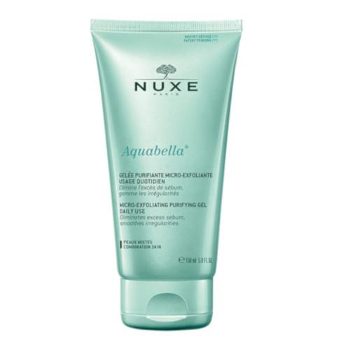 Nuxe Mikro-exfoliační čisticí gel pro každodenní použití Aquabella (Micro-Exfoliating Purifying Gel Daily Use) 150 ml