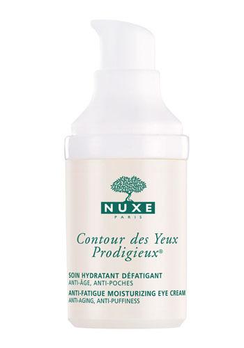 Nuxe Oční krém proti známkám únavy Contour des Yeux Prodigieuse (Anti-Fatique Moisturizing Eye Cream) 15 ml