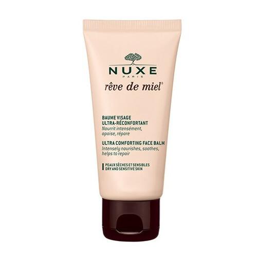 Nuxe R?ve de Miel intenzivní zklidňující balzám pro citlivou a suchou pleť 50 ml