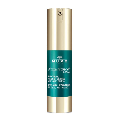 Nuxe Protivrásková péče na oční okolí a rty Nuxuriance Ultra (Eye & Lip Contour) 15 ml