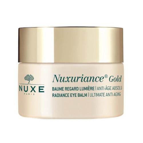 Nuxe Rozjasňující oční balzám Nuxuriance Gold (Radiance Eye Balm) 15 ml