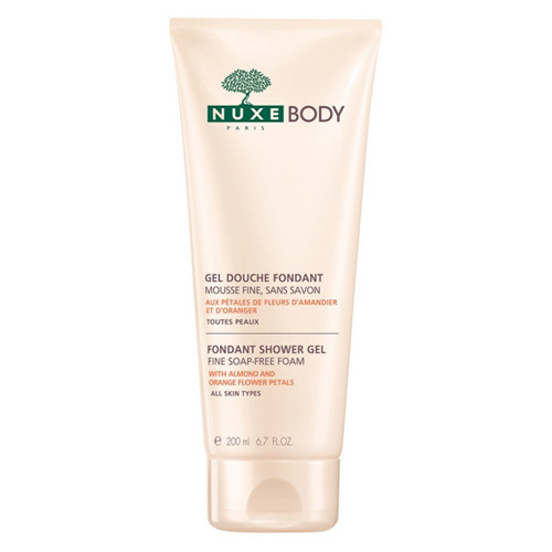 Nuxe Sprchový gél Body (Fondant Shower Gel) 200 ml