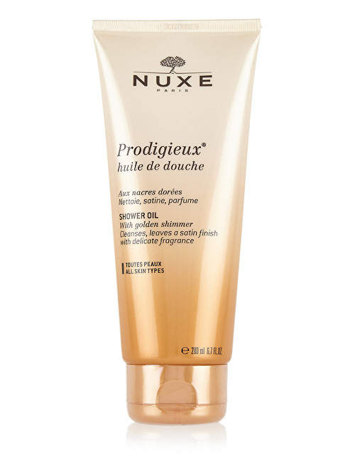 Nuxe Sprchový olej (Prodigieux Shower Oil) 200 ml
