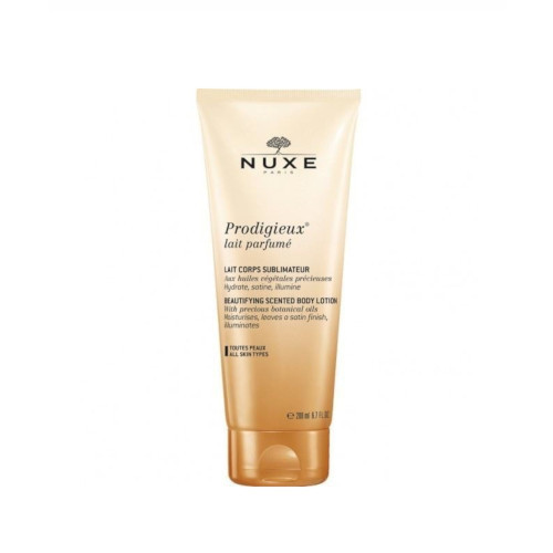 Nuxe Tělo vé mlieko Prodigieux (Beautifying Scented Body Lotion) 200 ml