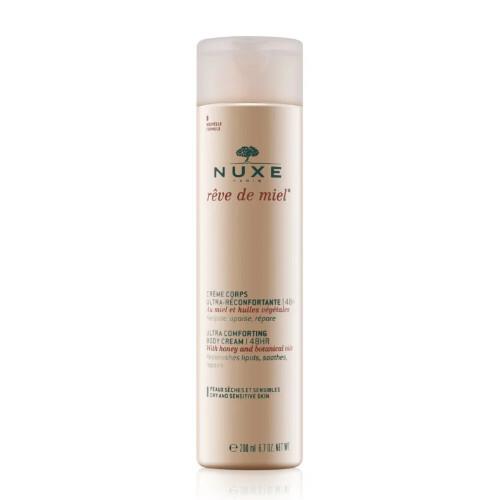Nuxe Zklidňující tělový krém Reve de Miel (Ultra Comforting Body Cream) 200 ml