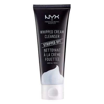 NYX Krémový odličovač s vitamínem E Professional Makeup (Stripped Off Whipped Cream Cleanser) 100 ml