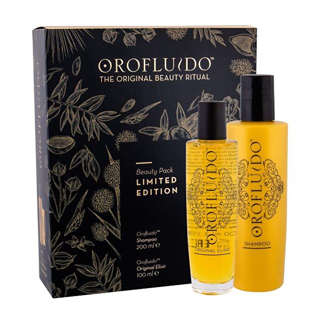 Orofluido Kosmetická sada vlasové péče Original Beauty Ritual
