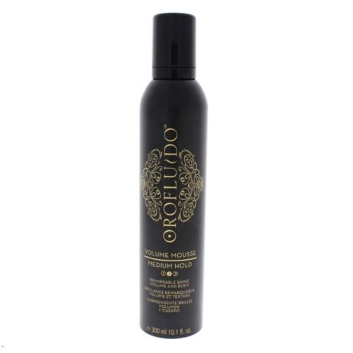 Orofluido Objemová pěna na vlasy pro ochranou barvy (Volume Mousse) 300 ml