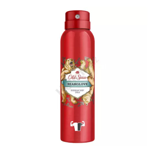 Old Spice Deodorant ve spreji Bear Glove Deodorant Body Spray 150 ml