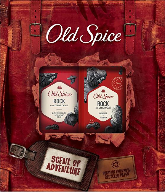Old Spice Darčeková sada telové starostlivosti pre mužov Rock