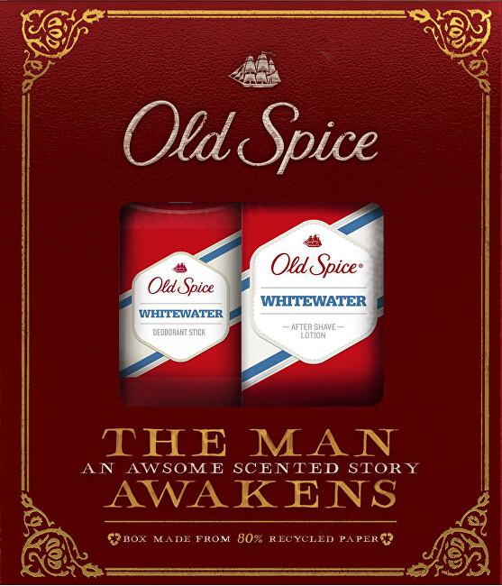 Old Spice Darčeková sada pre mužov WiteWater Retro Box