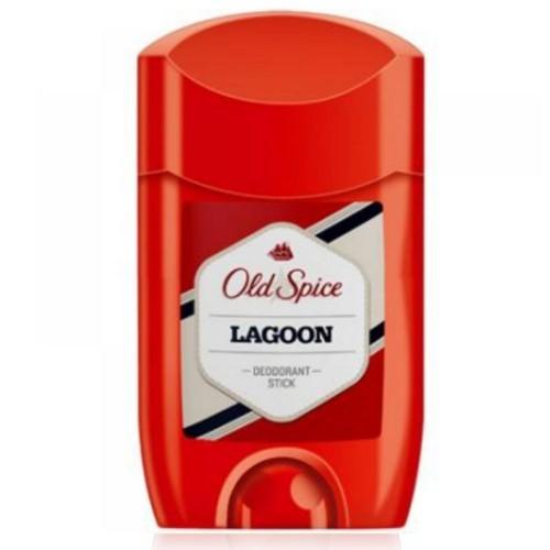 Old Spice Tuhý deodorant pro muže Lagoon (Deodorant Stick) 50ml