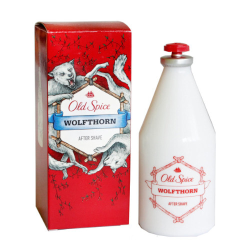 Old Spice Voda po holení Wolf Thorn (After Shave Lotion) 100 ml