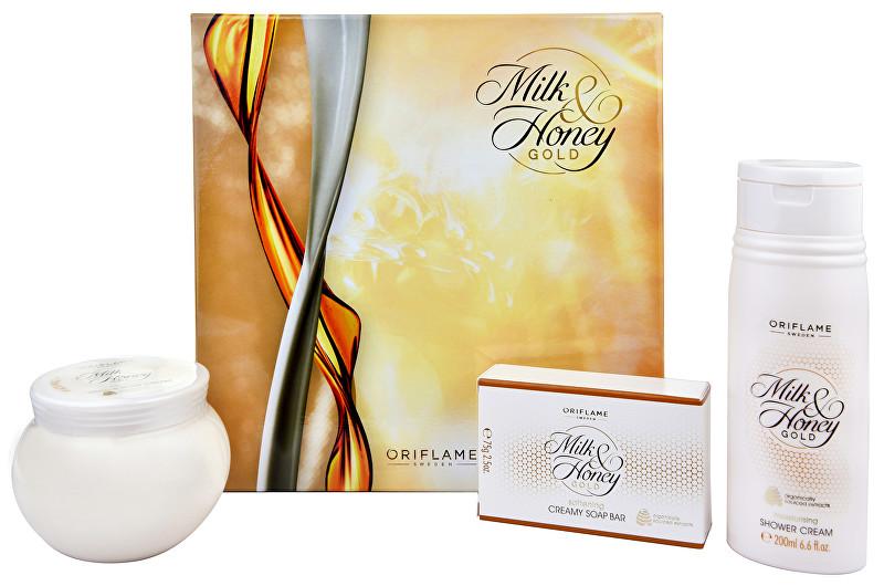 Oriflame Darčeková sada Milk and Honey Gold