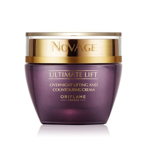 Oriflame Nočný liftingový krém NOVAG Ultimate Lift (Overnight Lifting And Countouring Cream) 50 ml