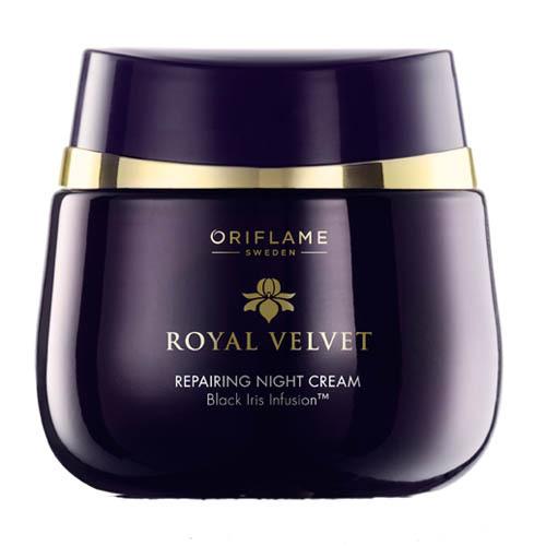 Oriflame Obnovující noční krém Royal Velvet (Repairing Night Cream) 50 ml