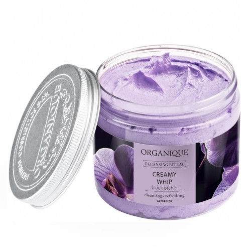Organique Sprchová pěna Black Orchid Creamy Whip 200 ml