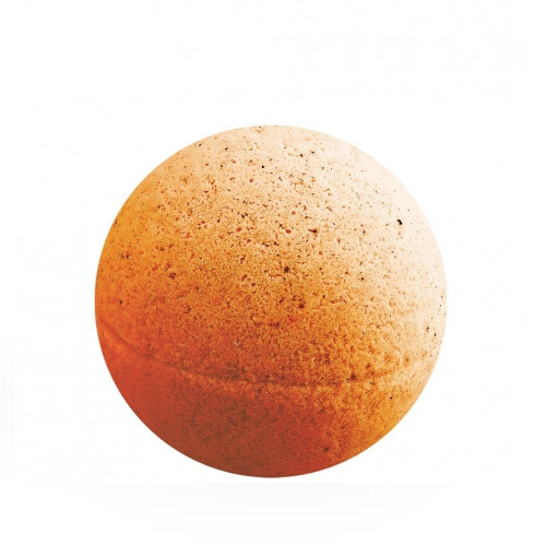 Organique Vyživující šumivá bomba do koupele Orange  Chilli Bath Bomb 170 g