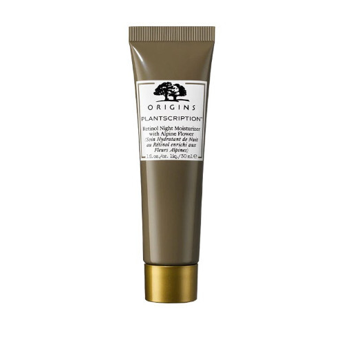 Origins Noční hydratační krém Plantscription™ Retinol Night Moisturizer with Alpine Flower 30 ml