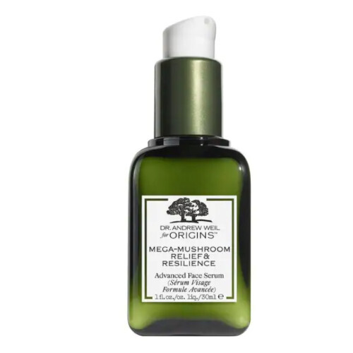 Origins Pleťové sérum pro citlivou pleť Dr Andrew Weil for Origins™ MegaMushroom Relief  Resilience Advanced Face Serum 30 ml