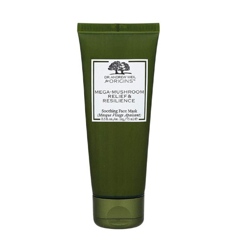 Origins Zklidňující pleťová maska Dr Andrew Weil for Origins™ MegaMushroom Relief  Resilience Soothing Face Mask 75 ml