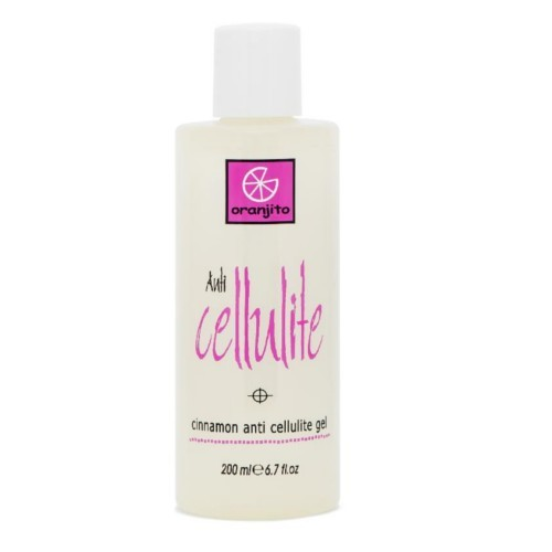 Oranjito Skořicový gel proti celulitidě (Cinnamon Anti Cellulite Gel) 200 ml