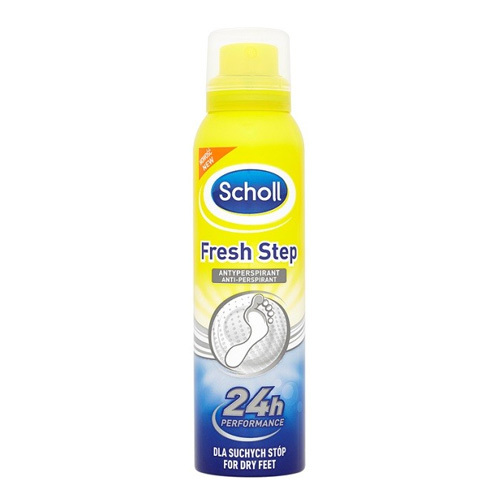 Scholl Antiperspirant na nohy ve spreji Fresh Step 150 ml