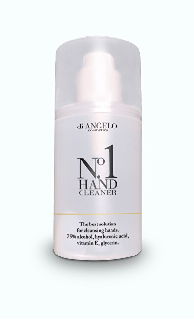 di ANGELO cosmetics Dezinfekčný gél No.1 (Hand Clean er) 100 ml