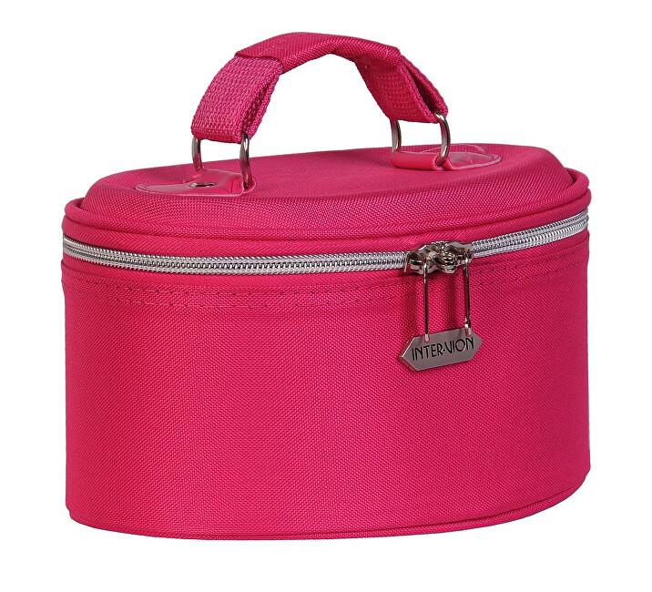 Ostatní Kosmetický kufřík růžový střední