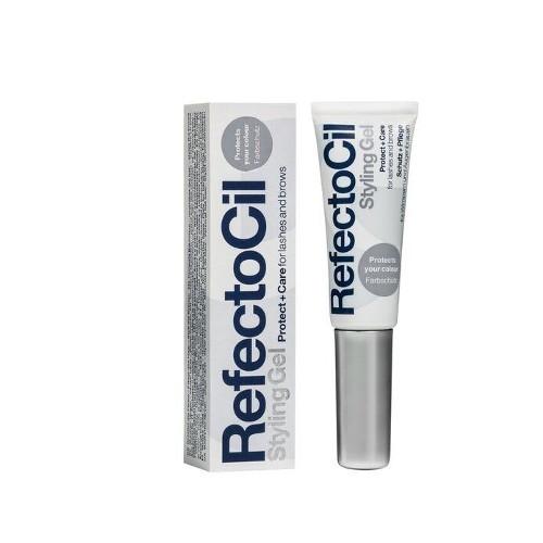 Refectocil Intenzívna výživa pre riasy a obočie s vitamínom E a D-panthenolom ( Styling Gel) 9 ml