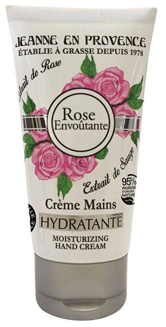 Panier des Sens Krém na ruky Ruža a muškát (Hand Cream) 75 ml