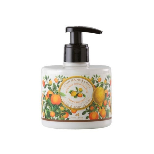 Panier des Sens Lehké denní mléko na tělo a ruce Provence (Hand & Body Lotion) 300 ml