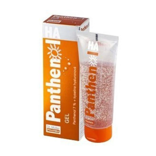 Dr. Müller Panthenol HA Gel 7% + kyselina hyaluronová 100 ml