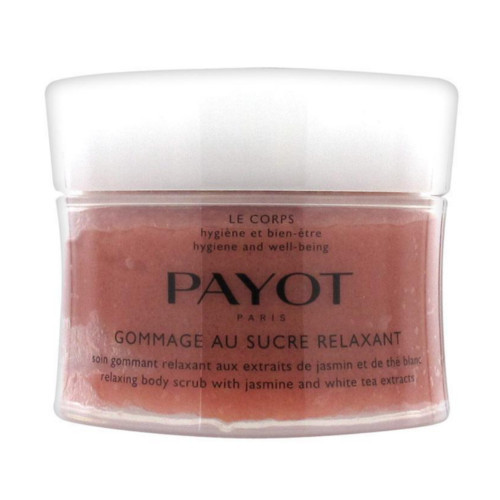 Payot Relaxační tělový peeling Gommage au Sucre Relaxant Relaxing Body Scrub 200 ml