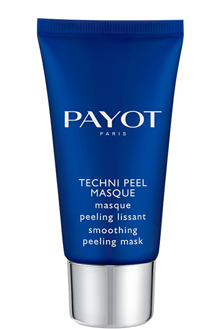 Fotografie Payot Techni Liss peelingová maska s vyhlazujícím efektem 50 ml
