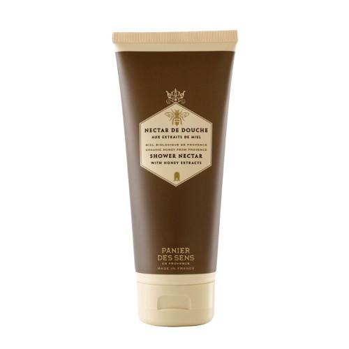 Panier des Sens Výživný sprchový gel s mateří kašičkou (Shower Nectar With Honey Extracts) 200 ml