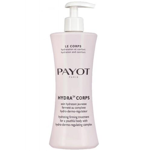 Payot Hydra 24 Corps Hydrating Firming Treatment Body zpevňující tělová péče 400 ml