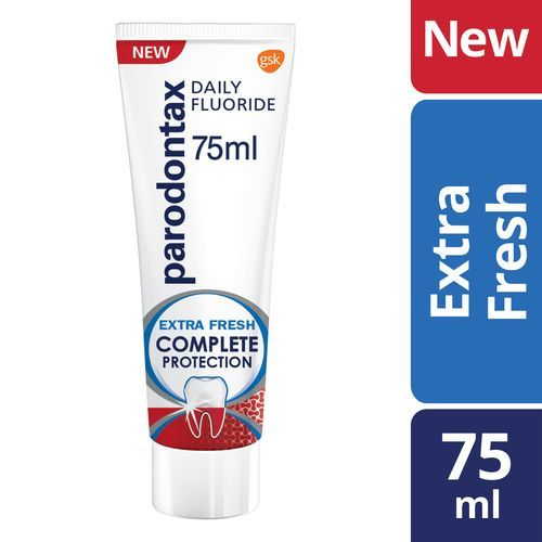 Parodontax Zubní pasta Kompletní ochrana Extra Fresh 75 ml
