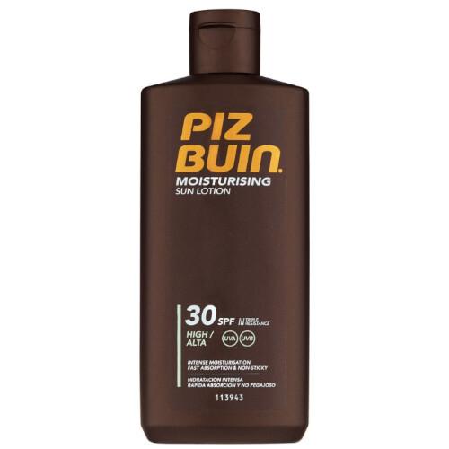 Piz Buin Hydratační mléko na opalování SPF 30 (Moisturizing Sun Lotion) 200 ml