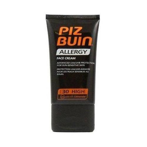 Piz Buin Krém na opalování na obličej SPF 30 (Allergy Face Care) 50 ml