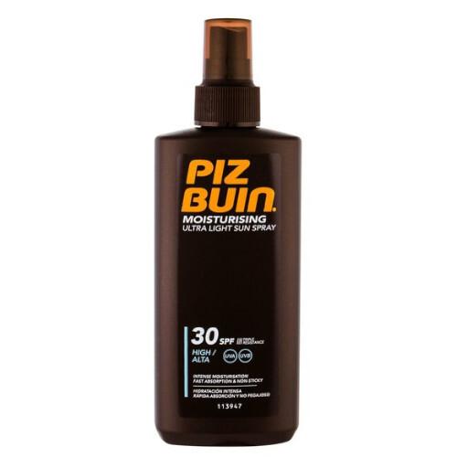 Piz Buin Lehký sprej na opalování SPF 30 (Ultra Light Sun Spray) 200 ml