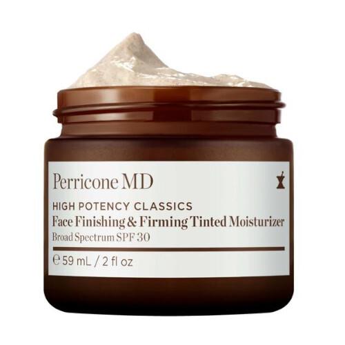 Perricone MD Hydratační a zpevňující krém na obličej tónovaný High Potency Classics SPF 30 (Face Finishing & Firming Tinted Moisturizer) 59 ml